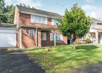 Thumbnail 4 bed detached house for sale in Drovers Way, Seer Green