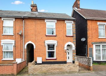 Thumbnail 3 bed terraced house for sale in Alston Road, Ipswich