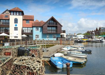 Thumbnail 2 bed flat for sale in Fishermans Quay, Mill Lane, Lymington, Hampshire