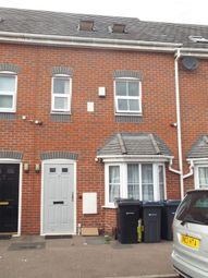 Thumbnail 5 bed town house for sale in Holte Road, Sparkhill, Birmingham, West Midlands