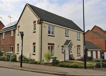 Thumbnail 4 bed detached house for sale in Jefferson Way, Bannerbook Park, Coventry