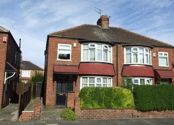 Thumbnail 3 bedroom semi-detached house to rent in York Road, Middlesbrough