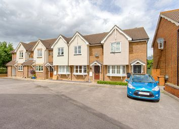 Thumbnail 2 bedroom terraced house for sale in Magnolia Close, Hertford