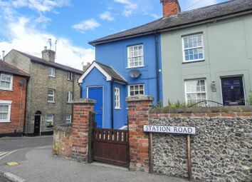 Thumbnail 1 bed terraced house to rent in Station Road, Saffron Walden