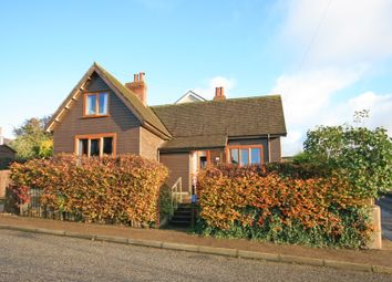 Thumbnail 3 bedroom detached house for sale in 15 West Street, Fochabers, Moray