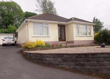Thumbnail 2 bedroom bungalow for sale in Pentre Road, Pontarddulais, Swansea