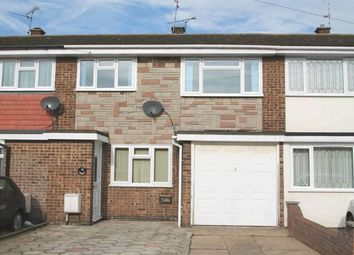 Thumbnail 3 bed terraced house for sale in Southwalters, Canvey Island, Canvey Island