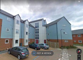 Thumbnail 2 bedroom flat to rent in Wolverton Mill, Wolverton Mill, Milton Keynes