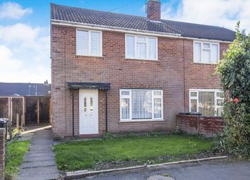 Thumbnail 3 bed semi-detached house for sale in Charles Eaton Road, Bedworth