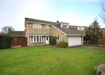 Thumbnail 4 bed detached house for sale in Pool Bank Close, Pool In Wharfedale, Otley, West Yorkshire