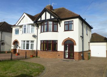 Thumbnail 3 bed semi-detached house for sale in Badsey Lane, Evesham