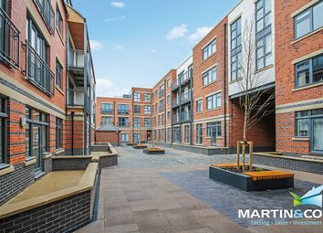 Thumbnail 2 bed flat to rent in Metalworks Apartments, Warstone Lane, Jewellery Quarter