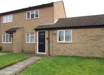Thumbnail 2 bed semi-detached house to rent in Alburgh Close, Bedford