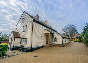 Thumbnail 3 bedroom detached house to rent in High Street, Much Hadham