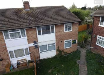 Thumbnail 2 bed maisonette for sale in Cloverfield, Harlow, Essex