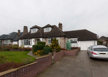 Thumbnail 4 bed detached house for sale in The Ridgeway, Disley, Stockport