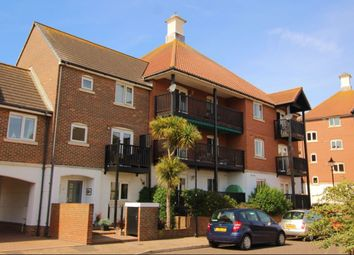 Thumbnail 2 bed flat for sale in Windward Quay, Eastbourne