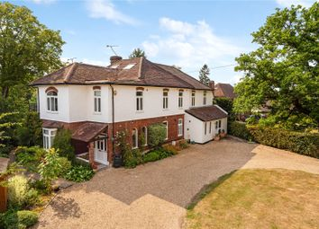 6 bed detached house for sale in Eastwick Drive, Bookham, Leatherhead, Surrey KT23