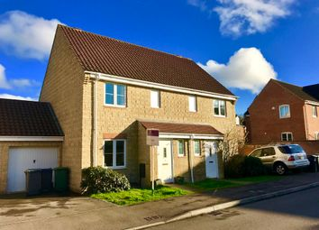 Thumbnail 3 bed semi-detached house for sale in Brabant Way, Westbury, Wiltshire