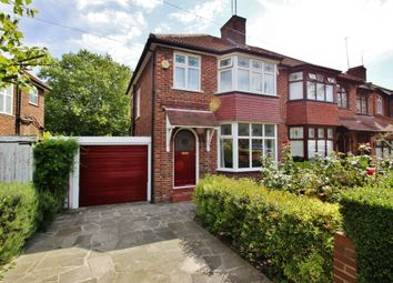 Thumbnail 3 bed semi-detached house to rent in Arundel Drive, Woodford Green