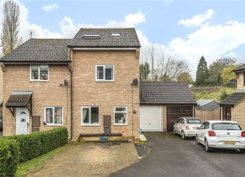 Thumbnail 3 bed semi-detached house for sale in Watchfield, Swindon