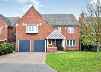 Thumbnail 5 bed detached house for sale in Kalfs Drive, Cawston, Rugby