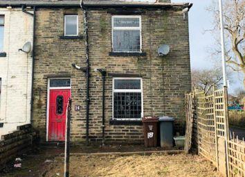 Thumbnail 2 bedroom end terrace house for sale in Worthing Head Road, Wyke, Bradford