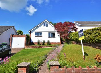 Thumbnail 4 bedroom detached bungalow for sale in Newlands Close, Sidmouth, Devon