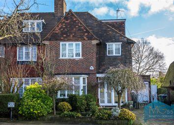 Gurney Drive, East Finchley, London N2. 4 bed semi-detached house