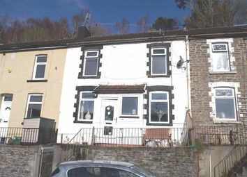 Thumbnail 2 bed terraced house for sale in Aelybryn, Pantygraigwen, Pontypridd