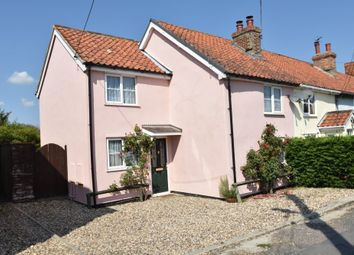 Thumbnail 3 bed end terrace house for sale in Windmill Row, Glemsford, Sudbury