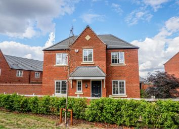 Thumbnail 4 bed detached house for sale in Juniper Drive, Houghton Conquest