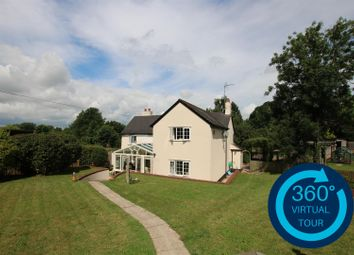 Thumbnail 3 bedroom detached house for sale in Langford Road, Newton St. Cyres, Exeter