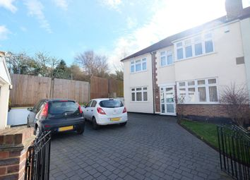 Thumbnail 4 bed semi-detached house for sale in Millwood Road, Orpington