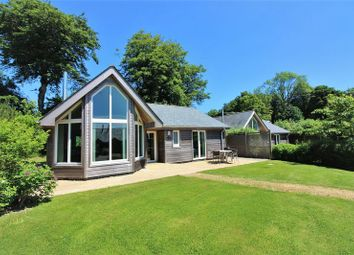 Thumbnail 2 bed lodge to rent in Swandown, Cricket St. Thomas, Chard