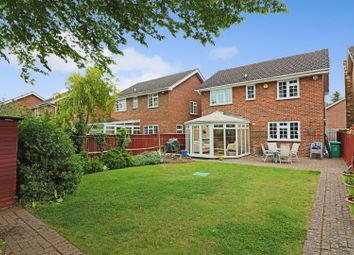 Thumbnail 4 bed detached house for sale in Squirrels Close, Hillingdon