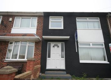 Thumbnail 3 bed semi-detached house to rent in Charlbury Road, Middlesbrough