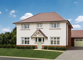 Thumbnail 4 bed detached house for sale in Plot 324 - The Harrogate, Lady Lane, Blunsdon, Swindon