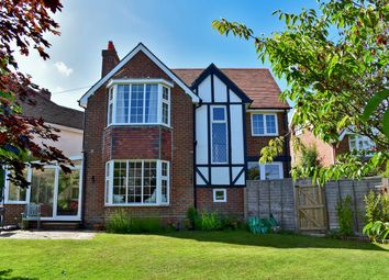Thumbnail 4 bed detached house for sale in Dilly Lane, Barton On Sea, New Milton