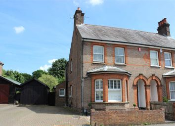 Thumbnail 3 bed semi-detached house for sale in Tennyson Road, Harpenden, Hertfordshire