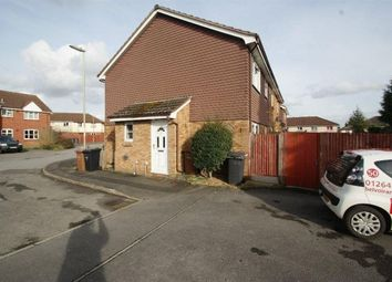 Thumbnail 1 bed terraced house to rent in Chapel River Close, Andover