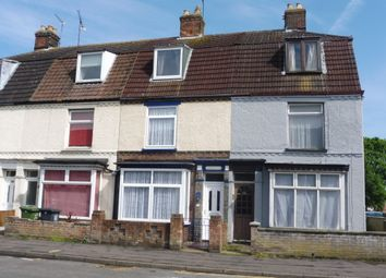 Thumbnail 4 bedroom terraced house for sale in Church Road, Gorleston, Great Yarmouth