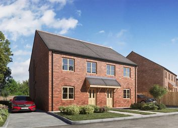 The Newby (Plots 1 & 2), Sleights Lane, Rainton YO7. 3 bed semi-detached house for sale