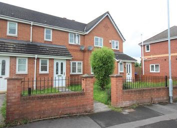 Thumbnail 3 bed semi-detached house for sale in Drake Avenue, Wythenshawe, Manchester