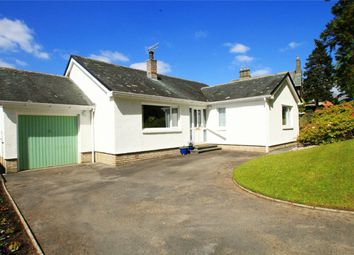 Thumbnail 3 bed detached bungalow for sale in Crispin Way, Manor Brow, Keswick, Cumbria