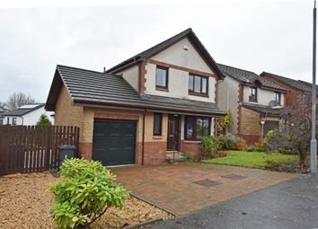 Thumbnail 3 bed detached house for sale in Steading Drive, Bonhill, West Dunbartonshire