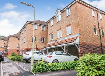 Thumbnail 2 bed flat for sale in Timor Close, Whiteley, Fareham