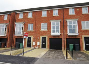 Thumbnail 4 bedroom property to rent in Molyneux Square, Hampton Vale, Peterborough