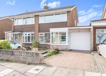 Thumbnail 3 bed semi-detached house for sale in Markfield Crescent, St. Helens