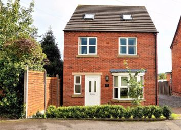 Thumbnail 5 bed detached house for sale in Ashby Road, Donisthorpe, Swadlincote